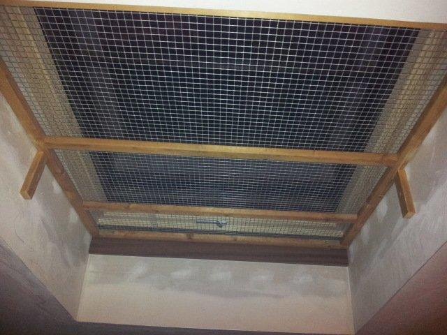 Fenstergitter f r dachfenster selbstgemacht - Fenstergitter fur katzen ...
