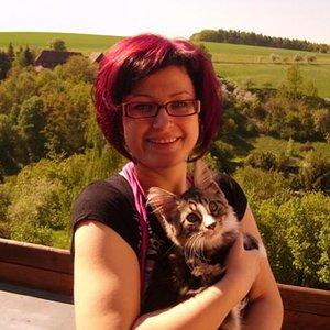 Niclas hier noch etwas kleiner mit mir auf unserem Balkon